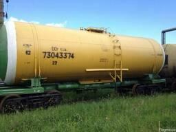Цистерна железнодорожная модель 15-1443