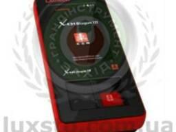 Cканер мультимарочный, автосканер launch x431 diagun iii
