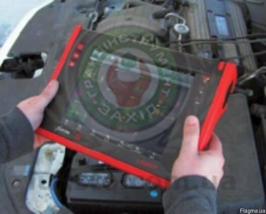 Cканер мультимарочный, автосканер launch x431 pad
