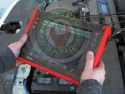 Cканер мультимарочный, автосканер launch x431 pad - фото 1