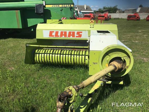 Claas Markant 51(Француз)