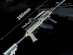 Cнайперская винтовка из игры PUBG SKS Металлический брелок
