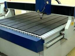 CNC-1212 Фрезерный станок с ЧПУ для фрезерования и резьбы,