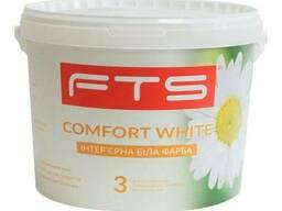 Біла інтер'єрна фарбаComfort White