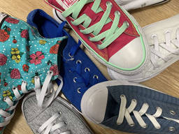 Converse женская обувь микс