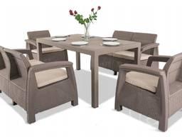 Corfu Fiesta Set мебель из искусственного ротанга - фото 1