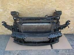 Countryman R60 усилитель бампера передний задний