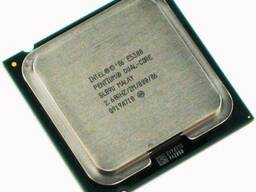 CPU: Intel Pentium E5200 DualCore Wolfdale 2.5GHz/2