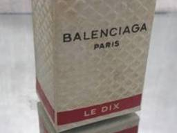 Cristobal Balenciaga Le Dix Винтаж 15мл parfume