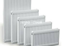 Cтальные радиаторы отопления