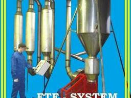 Cушка спиртовой барды. FTF-system