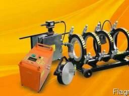 Сварочный стыковой аппарат Kamitech KmT 630 пластиковых труб