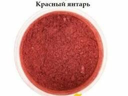 Цветной пигмент, кандурин Янтарь, 5 г