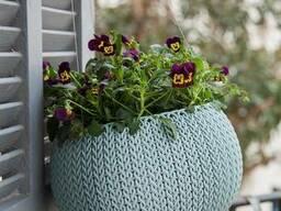 Цветочный горшок Cozy S With Hanging Set