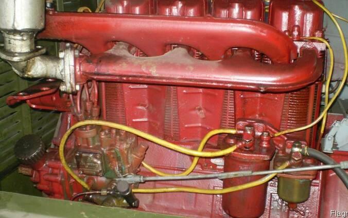 Д144 дизельный двигатель