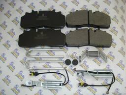 D159.29159 Колодки тормозные SAF , SMB , Schmitz , DAF LF