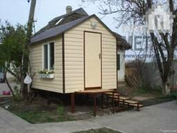 Дачный дом, домик для турбаз