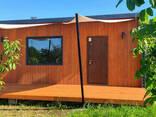 Дачный домик / Модульный дом / Модульный офис - фото 3