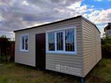 Дачный домик модульный / Готовый дом - фото 1