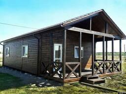 Дачные дома отличного качества по отличной цене. Дача.