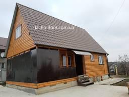 Дачные, каркасные, сборные домики!Супер цена!Новый материал!
