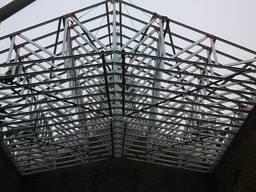 Дахові конструкції. Каркас даху.