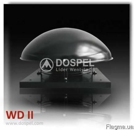 Даховий вентилятор WD II wентробіжний