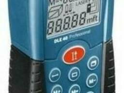 Дальномер Bosch DLE 40, дальномер Bosch DLE 40, Лазерная рулетка Bosch DLE 40, лазерная. ..