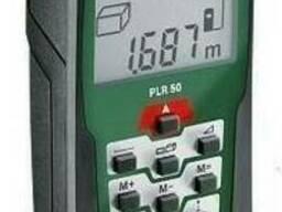 Дальномер Bosch PLR 50, дальномер Bosch PLR 50, Лазерная рулетка Bosch PLR 50, лазерная. ..