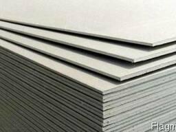 Гипсокартон ГКЛ 2,5 х 1,2 х (12,5 мм) (стеновой 2,5м)