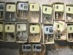 Датчик реле давлений РКС, РД2, РД1, РКС1, РД8П, РД5П, ДЭМ102