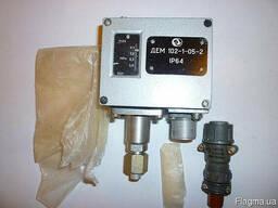 Датчик-реле давления ДЕМ102-2-05А-2