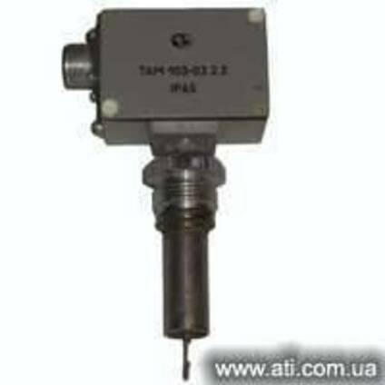Датчик-реле температуры ТАМ 103-03.2.2, Т35В2М-03.2, ДТПМ