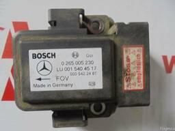 Датчик ускорения ESP Mercedes W210 95-02 2, 7 CDI 2000 года