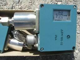 Датчики давления ДЭМ-105-02