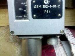 Датчики реле давления ДЕМ-102 , ДЕМ-202, РКС-1