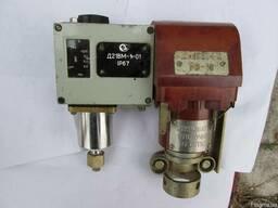 Датчики-реле давления взрывозащищенные Д21ВМ-1-01;Д21ВМ-2-05