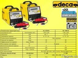 Автоматическое пуско зарядное устройство Deca SC 3300B 6/12В