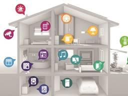 Децентрализованный Умный Дом/Квартира