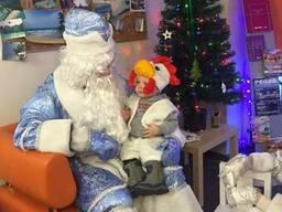 Дед Мороз и Снегурочка Симферополь