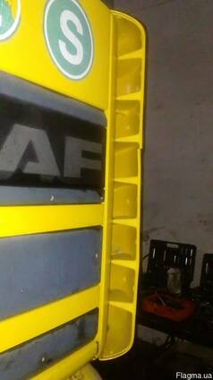 Дефлектора, лучевая тяга, мыльницы, тахограф DAF XF
