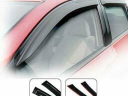 Дефлекторы окон Zaz Forza 2011-> Sedan / Chery A13 2008-> Sedan CHE08