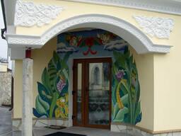 Декор интерьера и фасада. Лепные и скульптурные работы. - фото 4