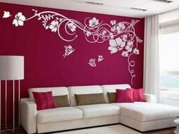 Декор интерьера. Роспись стен. Запорожье
