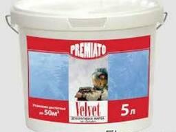 Декоративная краска «отточенто» Velvet Premiato 2,5л