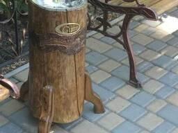 Декоративная пепельница Код: ИР-4 Под заказ