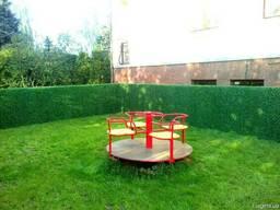 Декоративное ограждение Зеленый забор - фото 5