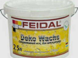 Декоративный полировочный воск Dekowachs Feidal 2,5
