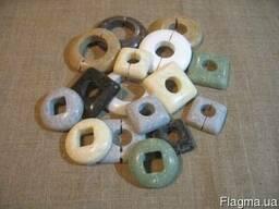 Декоративные накладки на трубы (искусственный камень)
