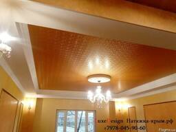 Декоративные натяжные потолки LuxeDesign